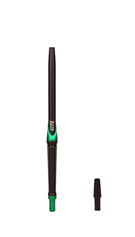 Мундштук Hype - Wand (Черно-зеленый)