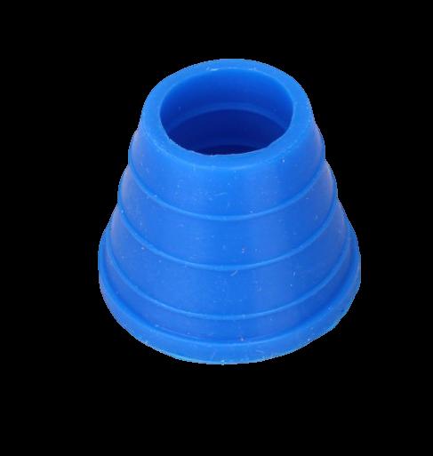 Уплотнитель для шланга Hate - Силиконовый (Type С2) (Синий)