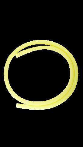 Шланг силиконовый Hate (Soft Touch) - Basic (11*16) (Кислотно-желтый)