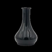 Колба Капля со швом (Черный глянец)
