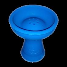 Чаша силиконовая Простая (Синяя)