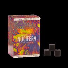 Кокосовый уголь Nucifera 25мм (10 упаковок в коробке)