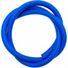 Шланг KITE Синий силиконовый 1.5 м (без мундштука)