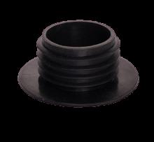 Уплотнитель для шланга Hype - Матовый (черный)