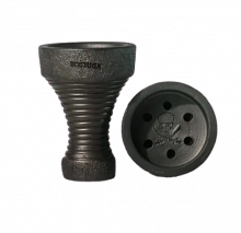 Чаша Tortuga Черная Метка (глазурь)