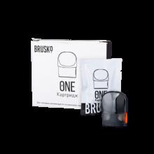 Сменный картридж Brusko One, 2 мл, 1,2 Oм